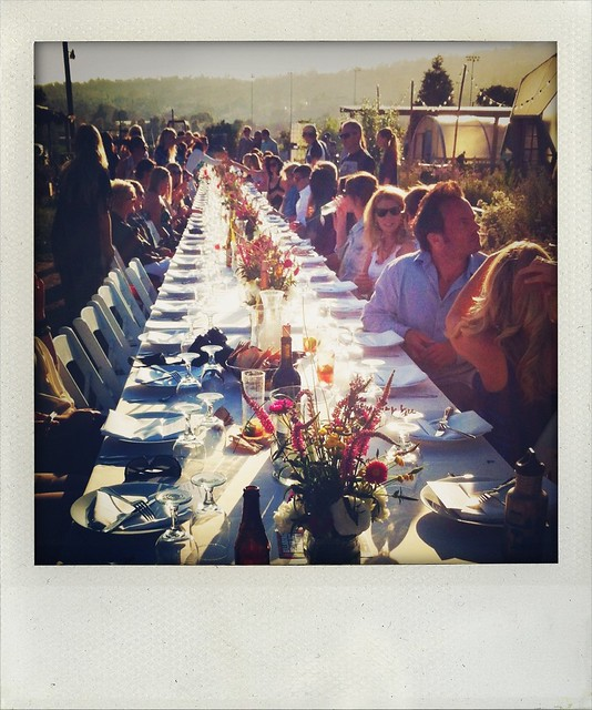 Billabong Design For Humanity Launch Dinner