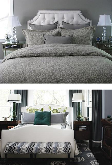 Queen Bed Pillow Arrangement Rack 39 Em 1 Flickr Photo