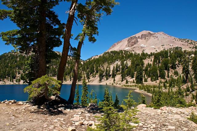 Lake helen california tripomatic for Ponderosa gardens motel paradise ca