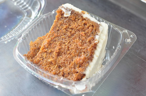 Carrot Cake from Fauzia's
