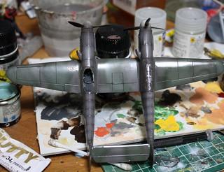 "A-Model ""72217 Bf109Z"" -11"
