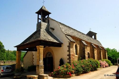 Saint-Côme-d'Olt, Francia by Rufino Lasaosa