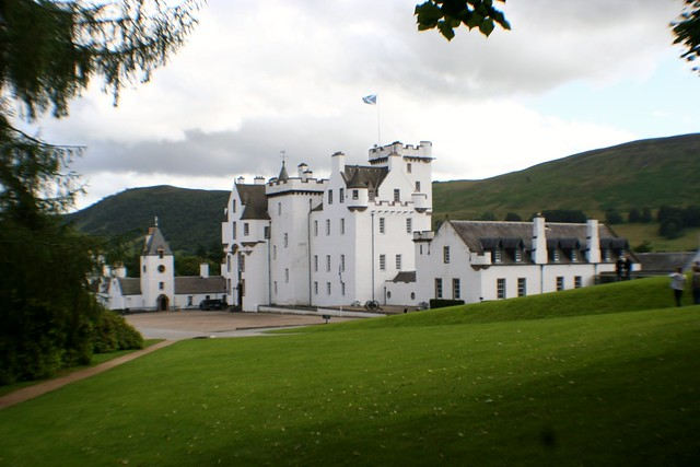 Blair Castle, Ancestral Home of the Dukes of Atholl