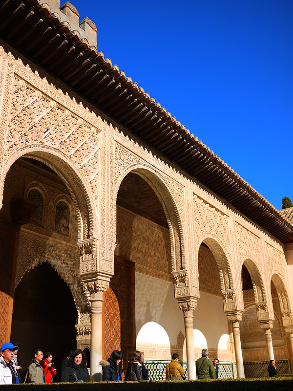 科馬列斯宫 Palacio de Comares