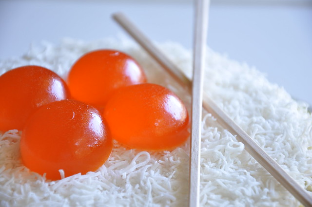 Sushi Cake - Roe