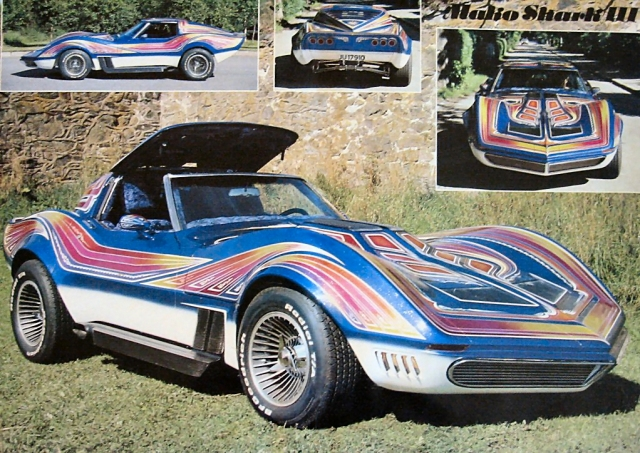 Mako Shark Corvette Counts Kustoms Www Pixshark Com