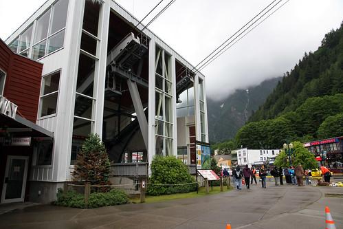 Juneau - Mt Roberts Tramway Base