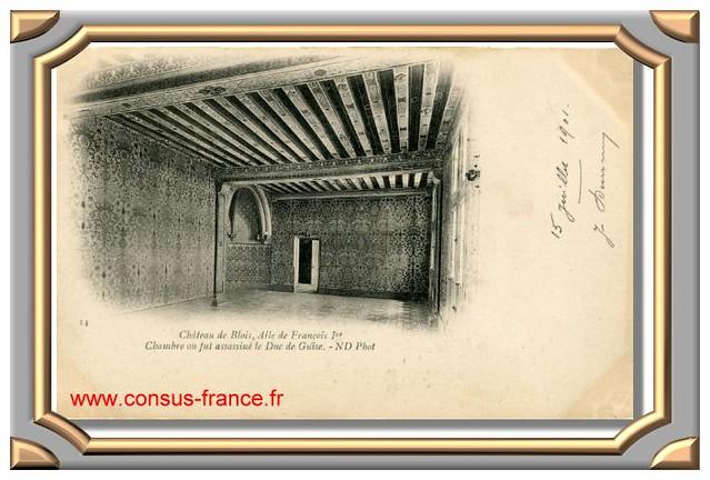 Château de BLOIS - Aile de François 1er_14_ND-70-150