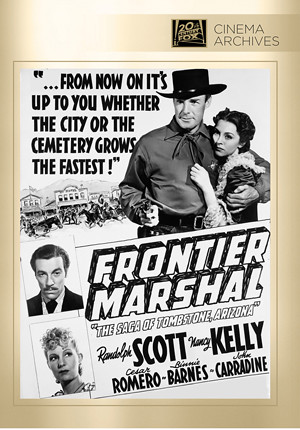 frontier marshall