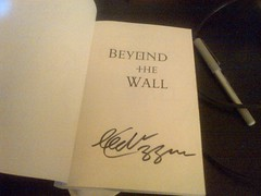 Beyond the Wall Signed