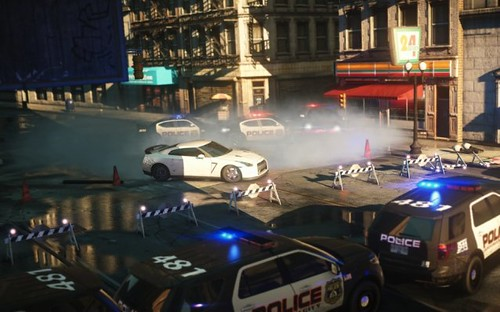 Need For Speed: Most Wanted To Feature CloudCompete System