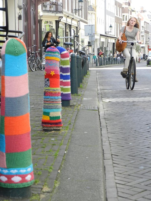 "New ""Urban Knitting"""