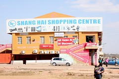All Chinese-run businesses outside Malawi's four major cities have to close down after a new law barring foreigners from trading in outlying and rural areas. This store, in Lilongwe, will have to apply for a new licence to trade. Credit: Claire Ngozo/IPS