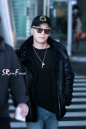 Big Bang - Incheon Airport - 07dec2015 - SReinForce_cn - 01