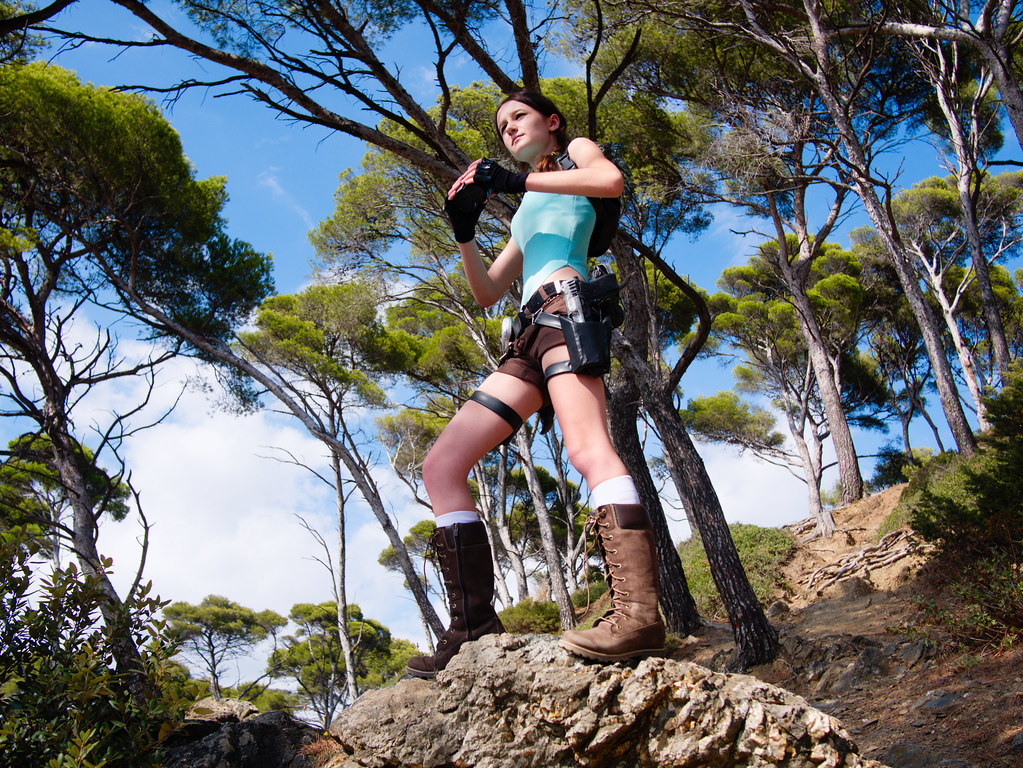 related image - Shooting Lara Croft - Calanque du Mont Salva - Six Fours les Plages - 2016-08-11- P1500389
