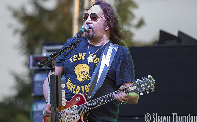 Ace Frehley Motor City Harley Davidson Music And Food