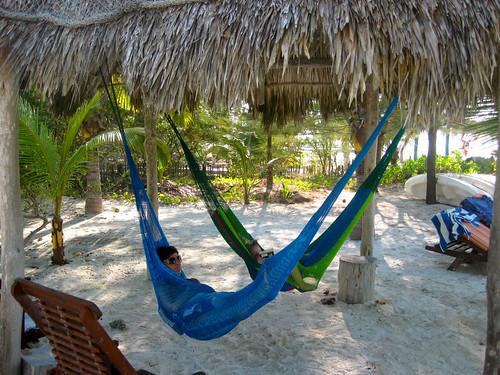 hammocks!