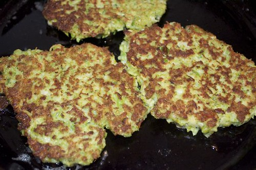 fritters/broccoli 4