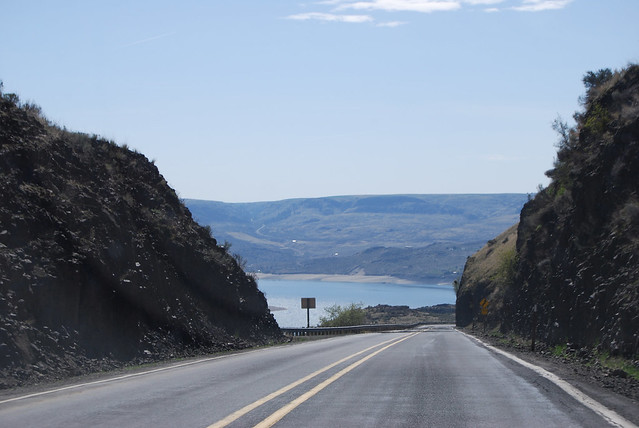 SR 174 @ Grand Coulee