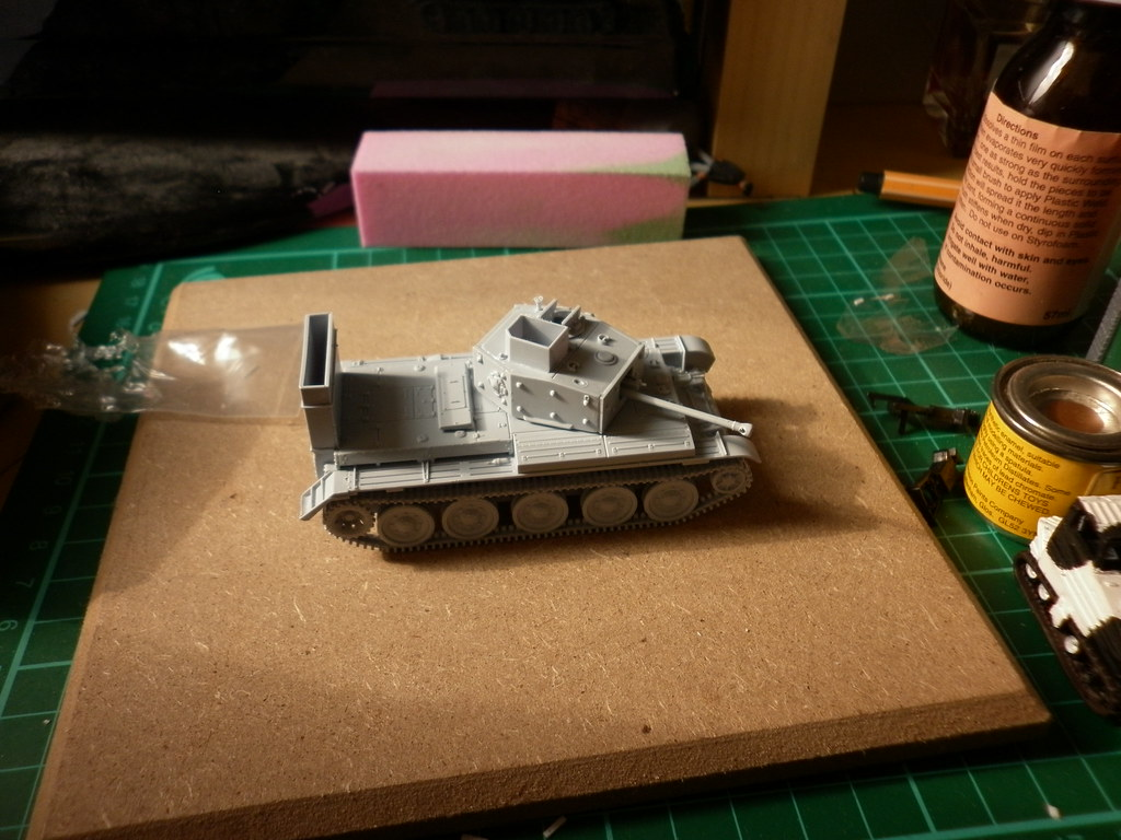 Airfix Cromwell Completed 27/05/2012 6990729204_4c2d41928a_b
