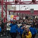 Williamsburg Bridge Marchers Reach Manhattan