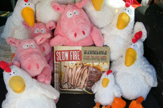Slow Fire ~ Gotta Feeling They Don't Like This Cookbook