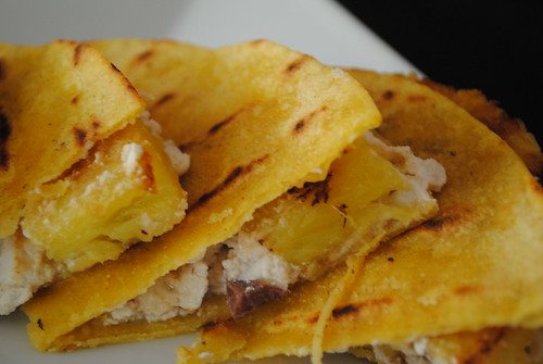 Grilled Pineapple & Goat Cheese Quesadillas & More Cinco de Mayo ...