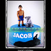 Norie's Kitchen - Twilight - Jacob Cake