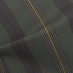 Striped Fabric on Spoonflower: Deep Woodland