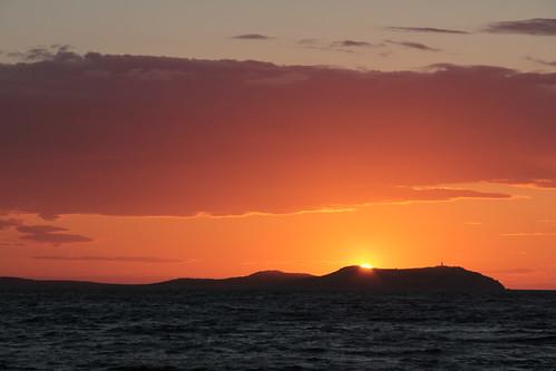Sunset @ Sant Antoni - Ibiza