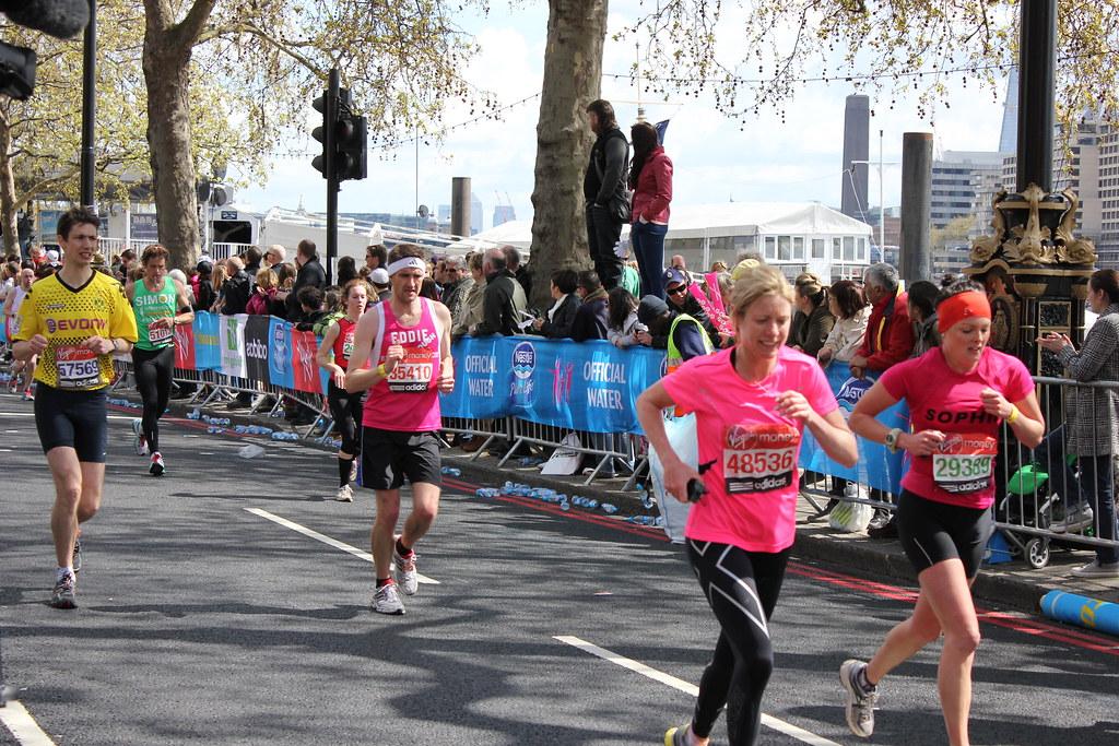 London Marathon 2012