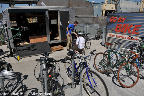 Go By Bike shop in South Waterfront-16