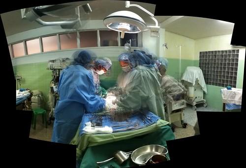 week 17, 2012: Surgery