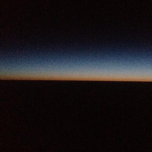 Sol de medianoche sobre Siberia