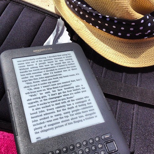 Date with my kindle