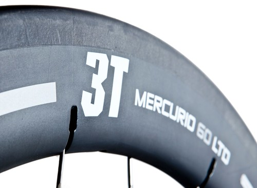 3T Mercurio 60 rim detail