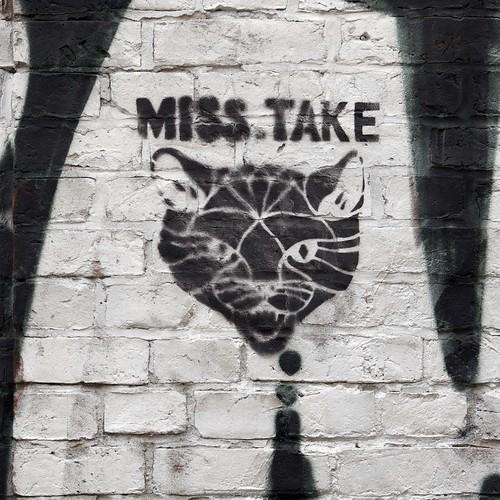 miss.take; copyright 2012: Georg Berg