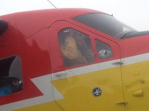 Co-Pilot Taylor