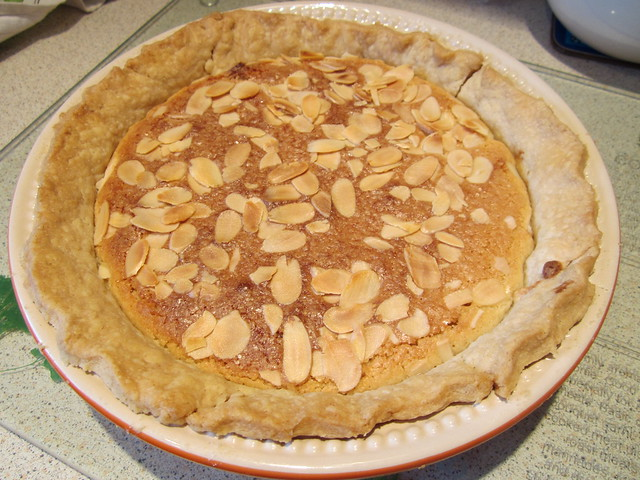 Bakewell tart (2)