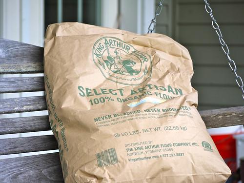 Artisan flour