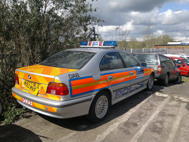 Bills Used Cars: Some Of The Police Cars Used In ITV