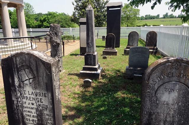 Hermitage-cemetery