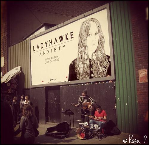 UK - Camden Town - Ladyhawke