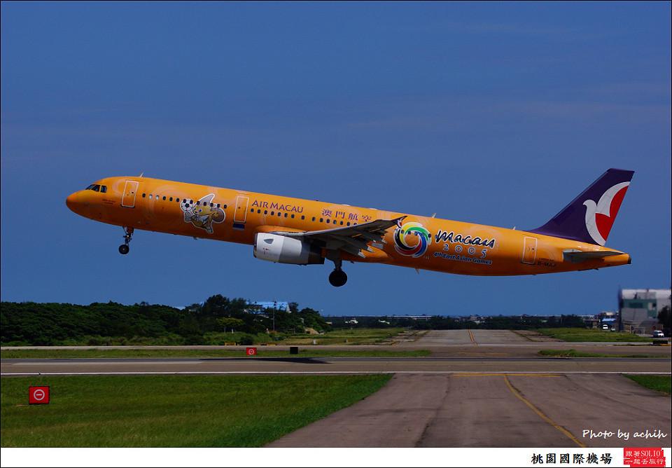 澳門航空B-MAJ客機003