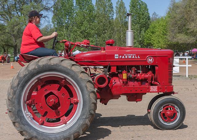 Farmall Tractor Models : Farmall tractor model m flickr photo sharing