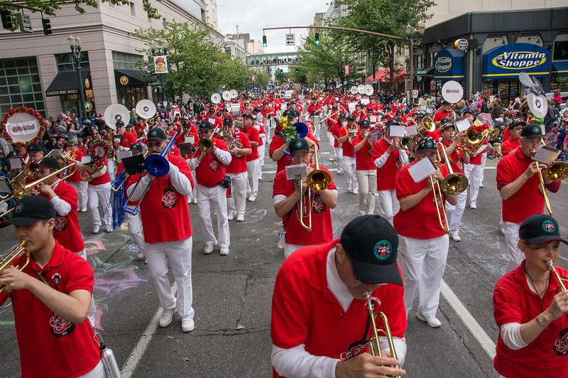 2012 Rose Parade