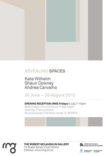 Revealing Spaces