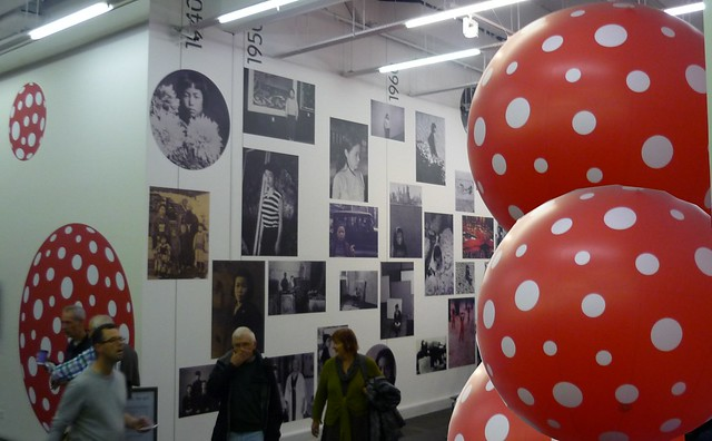 Kusama – A Journey into Infinity.