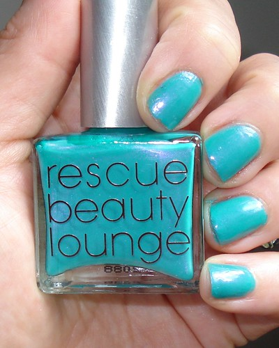 Rescue Beauty Lounge - Aqua Lily
