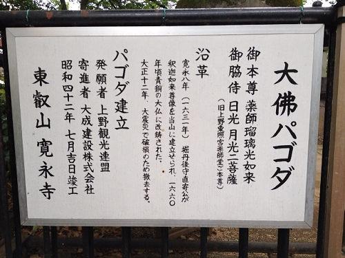 上野大仏@東京上野-07